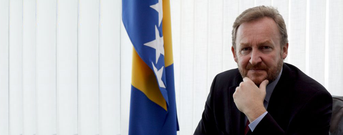 Bosniak President endorses MJC 2013
