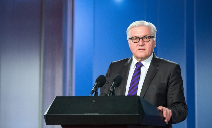 Official Patronage of the Federal Minister for Foreign Affairs of  Germany, Dr. Frank-Walter Steinmeier